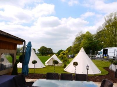 glamping hire reading berkshire 1