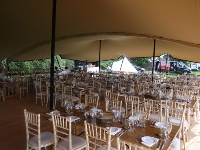 hire stretch tent berkshire 06