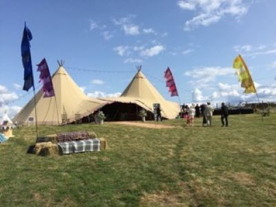 tipi wedding hire reading 3