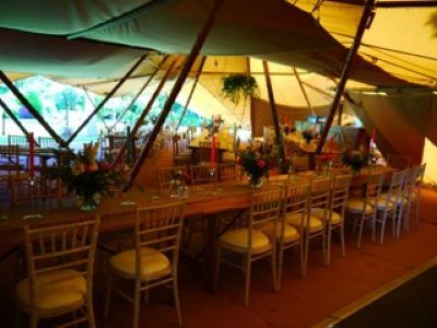 tipi wedding hire reading 6