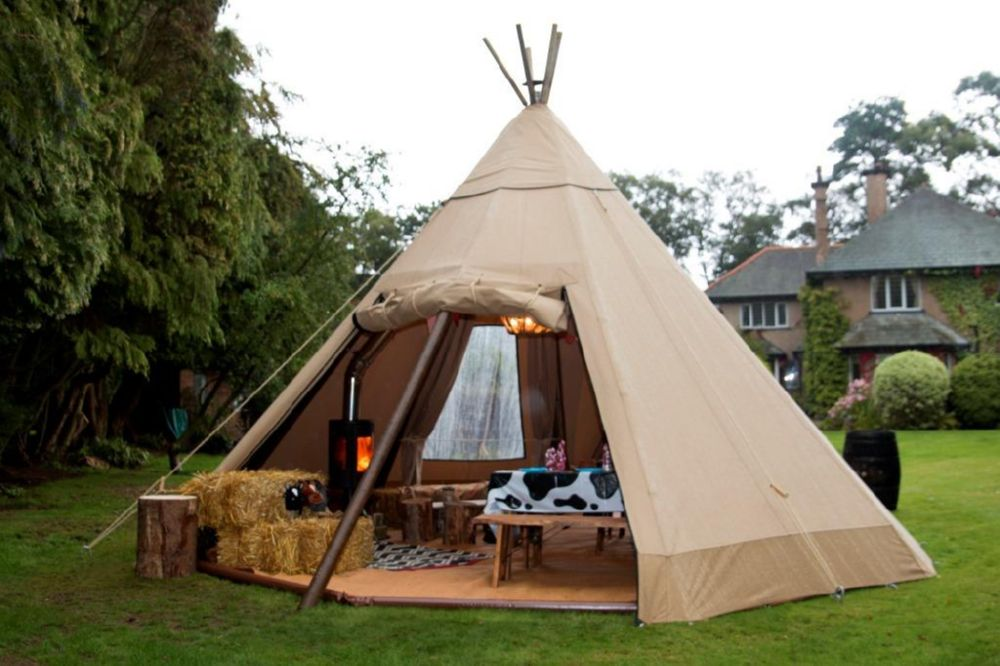 info for 292ca bac33 Tipi Image Gallery - White Bison Tipi Hire Berkshire