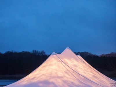 sailcloth tent marquee hire 03