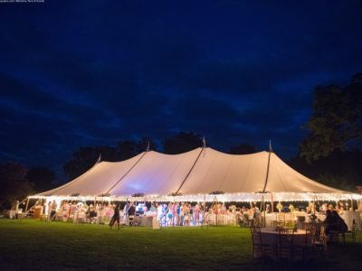 sailcloth tent marquee hire 04