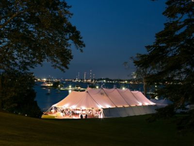sailcloth tent marquee hire 07