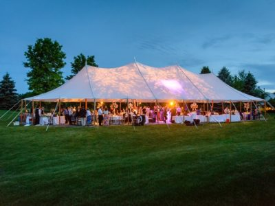 sailcloth tent marquee hire 08