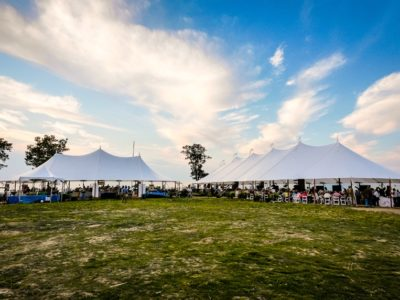 sailcloth tent marquee hire 09