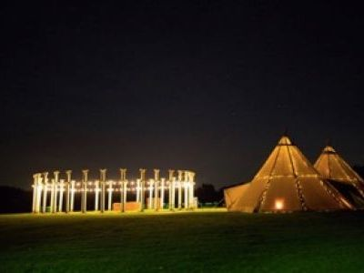 tipi hire weddings berkshire 3