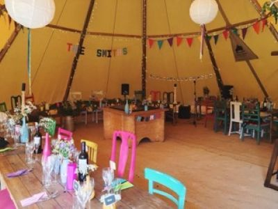 tipi wedding hire reading 5